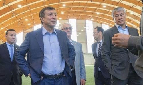 Кайрат Боранбаев обратился к президенту КФФ