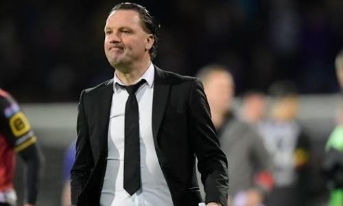 Зарубежный клуб уволил тренера, который всегда ставил защитника сборной Казахстана в основу