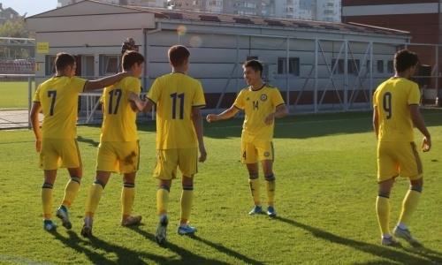 Молодежная сборная Казахстана U-21. Гроза хозяев, утеха для гостей