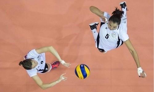 Результаты второго игрового дня Суперкубка Казахстана среди женских команд