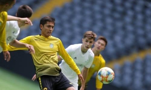 Казахстанский клуб не выигрывает девять матчей кряду