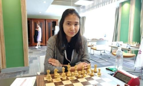 «Хочу быть гроссмейстером». Юная казахстанка — о победе на чемпионате мира