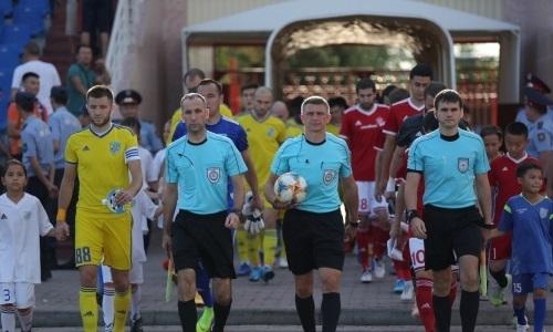 Назначения судей и инспекторов на матчи 30-го тура Премьер-Лиги