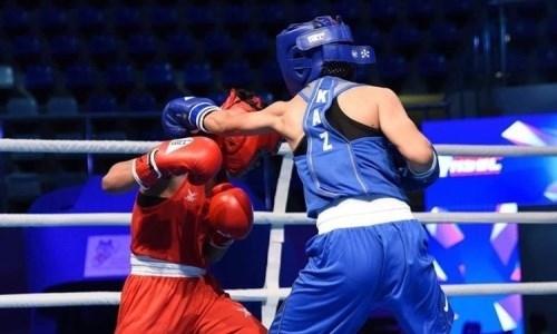 Спортсменки женской юниорской сборной Казахстана завоевали семь медалей ЧА-2019