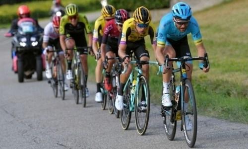 Баллерини — в десятке лидеров первого этапа «Тура Гуанси»