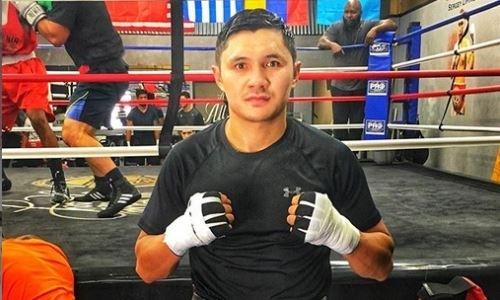 Непобежденный казахстанский нокаутер готовится к возвращению на ринг