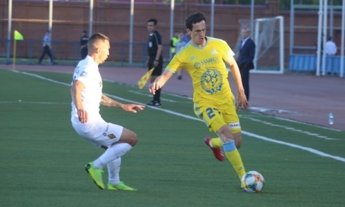 Прямая трансляция матча «Астана» — «Кайрат» за чемпионство в КПЛ-2019