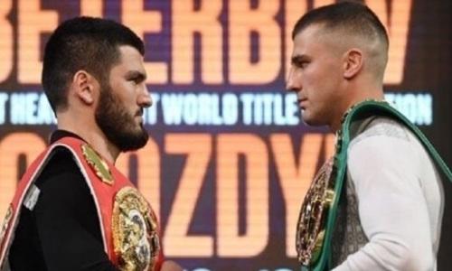 Артур Бетербиев — Александр Гвоздик: прямая трансляция боя за титулы чемпиона мира IBF и WBC