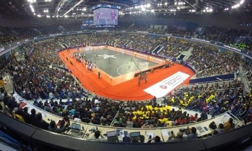 Алматы снова примет Элитный раунд Лиги Чемпионов
