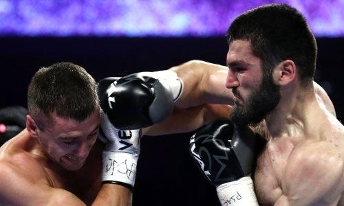 Гвоздик вел в судейских записках на момент остановки боя с Бетербиевым
