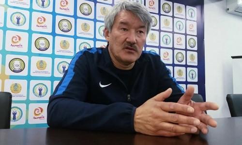 «Мы очень легко пропускали». Тренер «Атырау» посетовал на психологическое состояние игроков после поражения в Кубке Казахстана