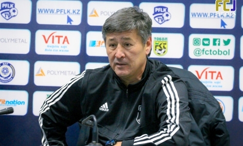 «Настраивались на агрессивную игру». Тренер «Жетысу» отметил фактор везения в матче с «Атырау»