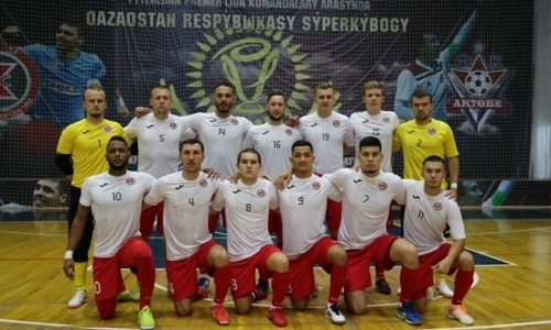 «Аят» одержал победу в матче четвертьфинала Кубка Казахстана