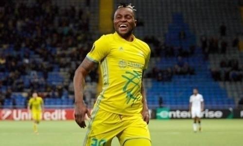 «Это как финал чемпионата мира». Кабананга назвал точный счет матча «Астана» — «Кайрат»
