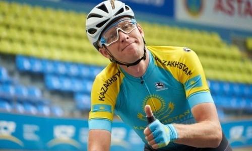 Казахстан завоевал еще одну медаль на ЧА-2019 по велоспорту на треке