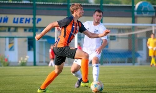 «Шахтёр-Булат» и «Жетысу Б» разошлись миром в матче Первой лиги