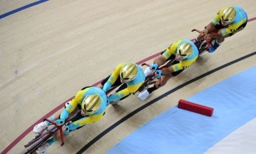 ЧА-2019 по велоспорту на треке: в активе Казахстана еще две медали