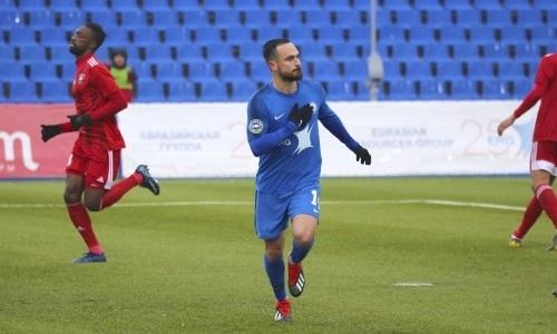 Французский полузащитник «Иртыша» не сыграет против «Ордабасы»