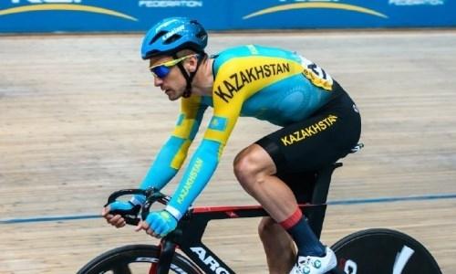 Захаров и Василенков стали третьими на чемпионате Азии по велоспорту на треке