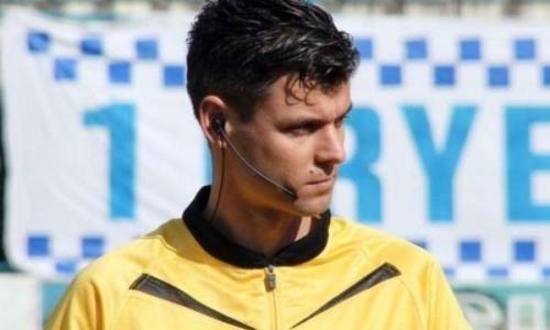 Названы судьи матча Лиги Европы «АЗ Алкмаар» — «Астана»
