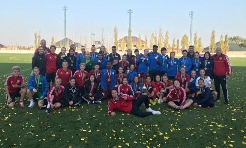Завершился розыгрыш Кубка Республики Казахстан среди женщин