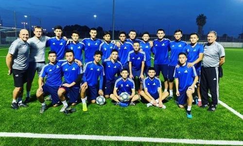 «Астана» огласила состав на ответный матч Юношеской лиги УЕФА с «Маккаби»