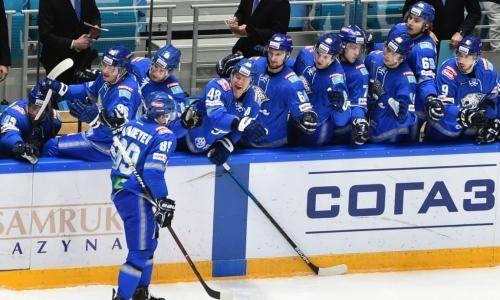 Прямая трансляция гостевого матча «Барыса» с минским «Динамо» в КХЛ