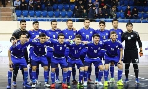 Казахстанцы не увидят матчи сборной Казахстана по футзалу в квалификации чемпионата мира