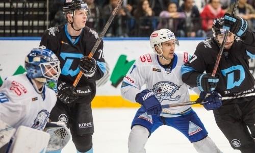 «Обидно, что...». Хоккеист минского «Динамо» назвал определяющий момент матча с «Барысом»