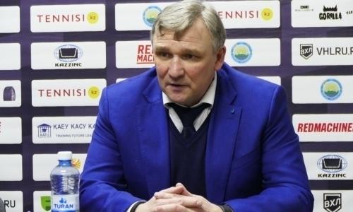 «Игра была равная». Главный тренер «Торпедо» подвел итоги победы над «Ижсталью»