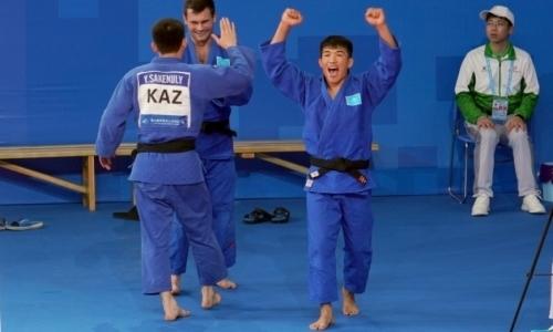 Казахстанские военные вошли в пятерку сильнейших дзюдоистов мира
