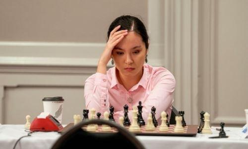Казахстанская шахматистка установила новый рекорд