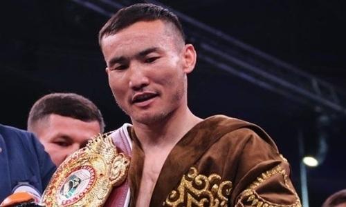 Казахстанец Канат Ислам отправил в нокдаун и победил экс-соперника Андраде в бою за титул WBO