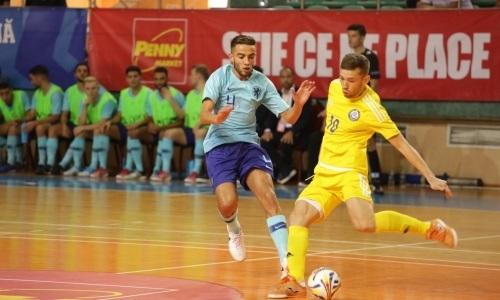 Стало известно, сколько болельщиков посетили матчи сборной Казахстана в Румынии