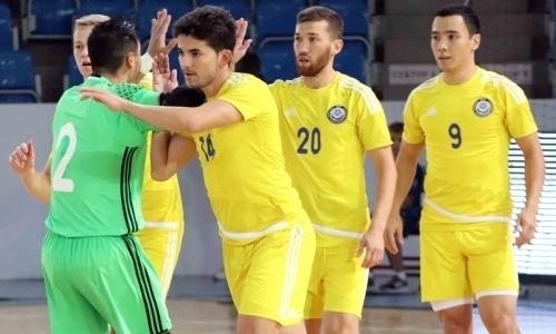 Стали известны все потенциальные соперники сборной Казахстана в элитном раунде квалификации чемпионата мира-2020