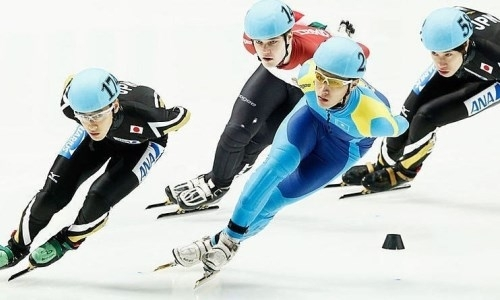 Сборная Казахстана по шорт-треку вместе со своим лидером примет участие в этапе Кубка мира в США
