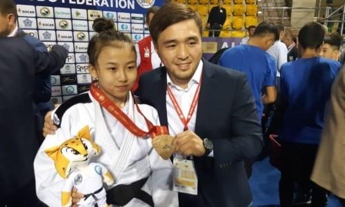 Казахстанские дзюдоисты улучшили свои позиции в мировом рейтинге