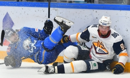 Печальная тенденция. «Барыс» дома проиграл «Металлургу» и уступил третий матч подряд в КХЛ