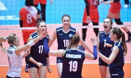 Определились соперники женской сборной Казахстана на турнире за олимпийскую лицензию