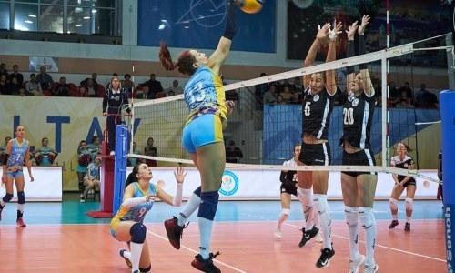 «Иртыш-Казхром» и «Жетысу» стали лидерами чемпионата Казахстана среди женщин