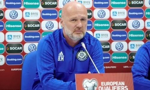 «В головах игроков было, что...». Михал Билек объяснил поражение от Кипра, назвал ключевой фактор и оценил провальную игру Вороговского