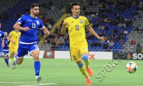 «Мы играли в свою игру». Токтар Жангылышбай определил причину поражения сборной Казахстана от Кипра