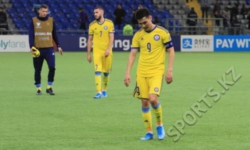 «Игроков надо понять». Иван Азовский разобрал поражение сборной Казахстана в домашнем матче с Кипром