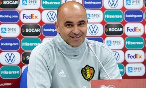 «Была одна из трудных игр». Наставник сборной Бельгии восхитился Казахстаном и назвал его лучших футболистов