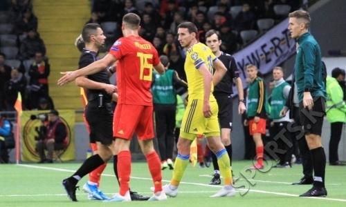 «Я никогда ноги не убираю». Дмитрий Шомко разобрал матч с Бельгией, конфликт с Меньё и рассказал о чемпионской гонке КПЛ