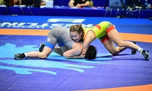 Казахстанка завоевала «бронзу» чемпионата мира до 23 лет