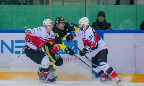 Чемпион пробудился? «Сарыарка» обыграла «Металлург» в матче ВХЛ
