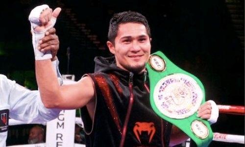 Непобежденный казахстанец выиграл бой за титул WBC в андеркарде «Канело» — Ковалев