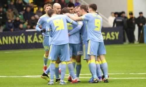 «Астана» победила «Тобол» и в шестой раз подряд стала чемпионом Казахстана