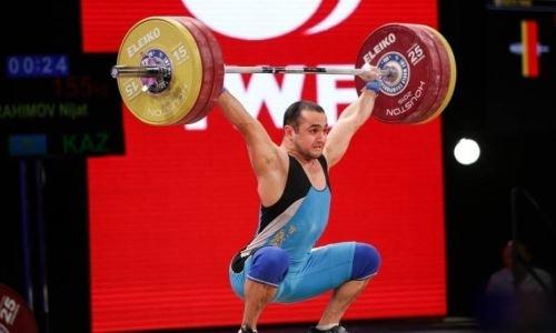 Олимпийский чемпион принес Казахстану второе «золото» на квалификационным турнире в Беларуси